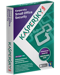 Kaspersky  Small Office Security 5ПК